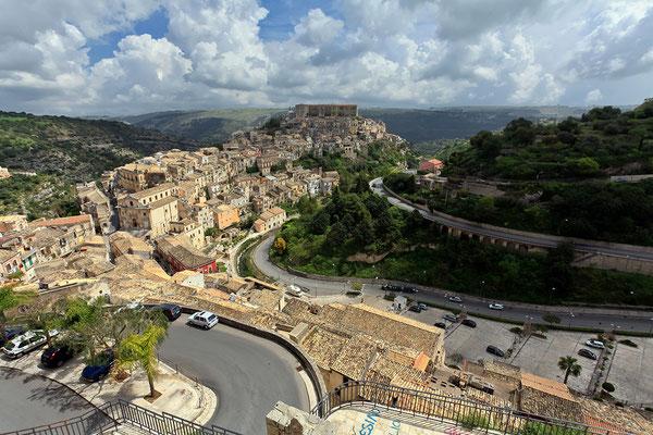 Ragusa Sizilien Italien