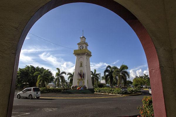 Uhrturm in Apia
