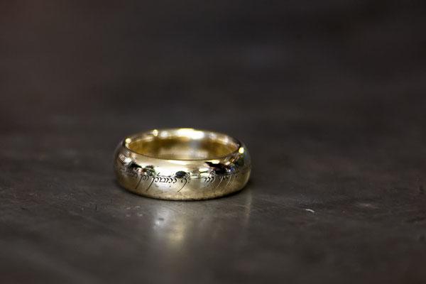 Ring aus Herr der Ringe Nelson Neuseeland
