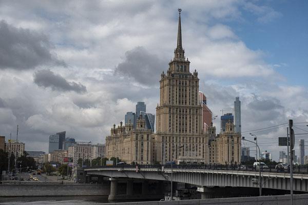 Sozialistischen Klassizismus oder auch Stalin-Hochhäuser