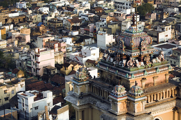 Tiruchirappalli Tamil Nadu Indien