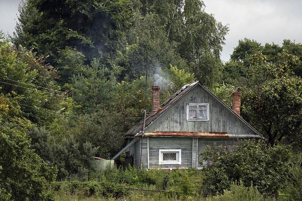 Haus an der Wolga