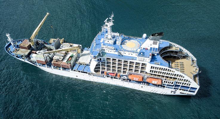 Frachter Aranui 5