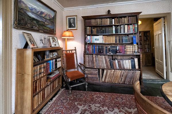 Wohnraum zum Old Bookstore
