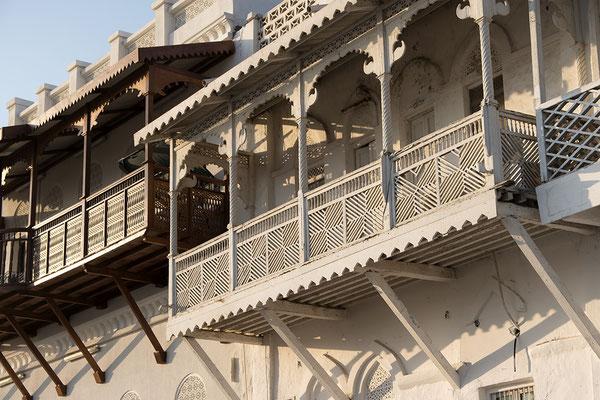 Altstadt von Muskat Oman