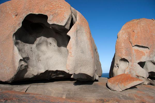 Remarkable Rocks auf Kangaroo Island Australien