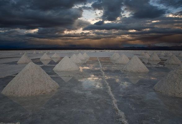 Salar de Uyuni/ Boilivien