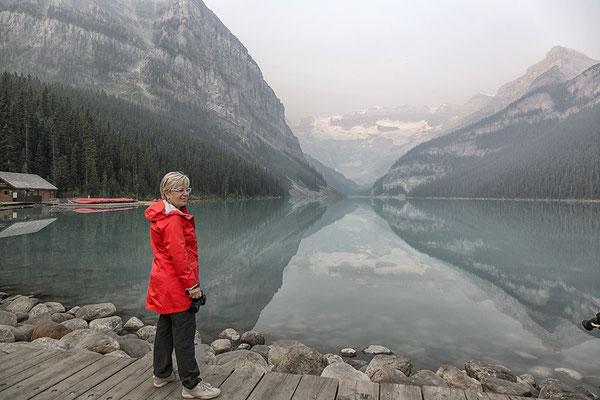 Lake Louise Alberta Kanada