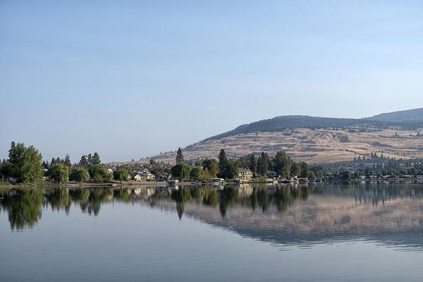 Bei Kelowna im Okanagan Valley British Columbia Kanada