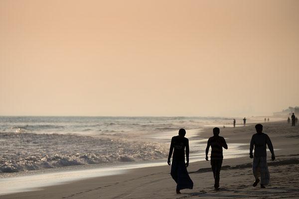 Am Strand von Salalah Oman