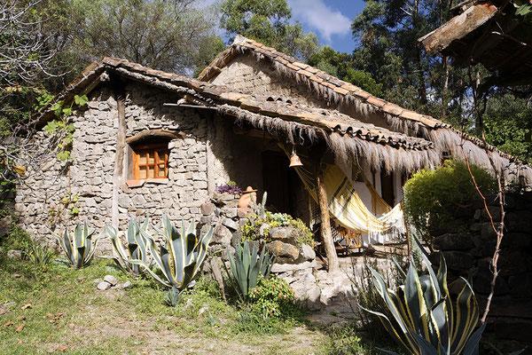 Posada del Telegrafista in La Higuera/ Bolivien