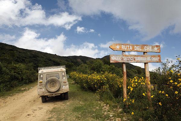 Auf der Ruta del Che/ Bolivien