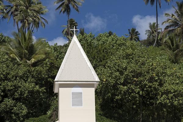 Kirche in Puamau auf Hiva Oa