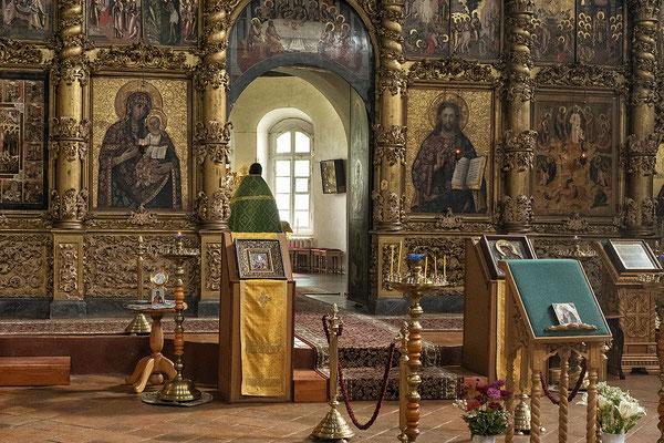 Kirche in Uglitsch