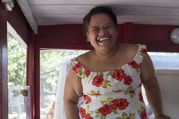 Marqueserin auf Ua Huka