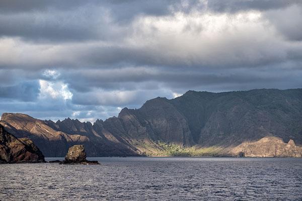 Landschaft der Insel Tahuata