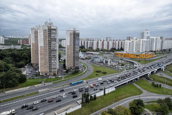 Wohnungen in Moskau