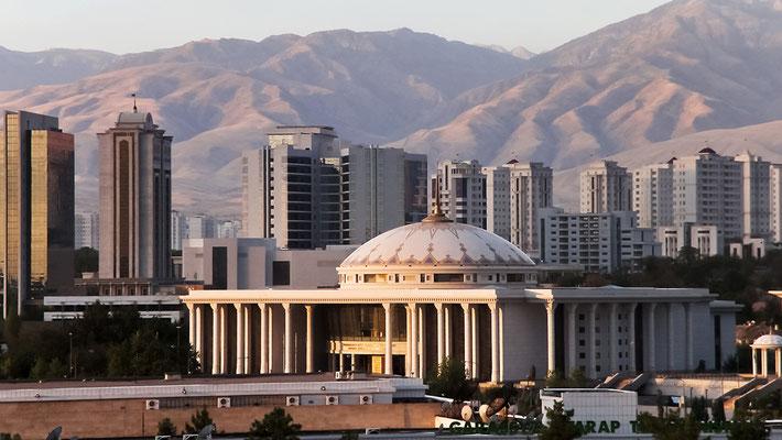 Ashgabat/ Turkmenistan