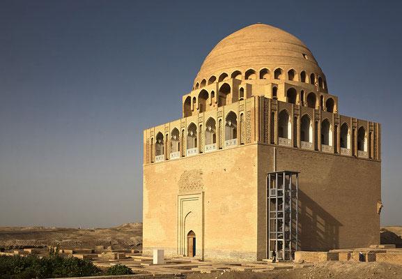 Mausoleum of Sultan Sanjar Turkmenistan