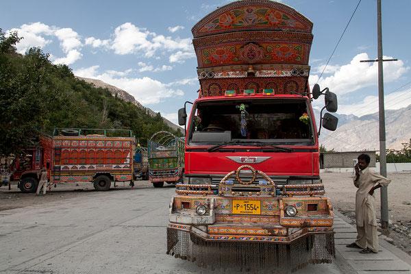 Pakistanischer Truck, Pakistan