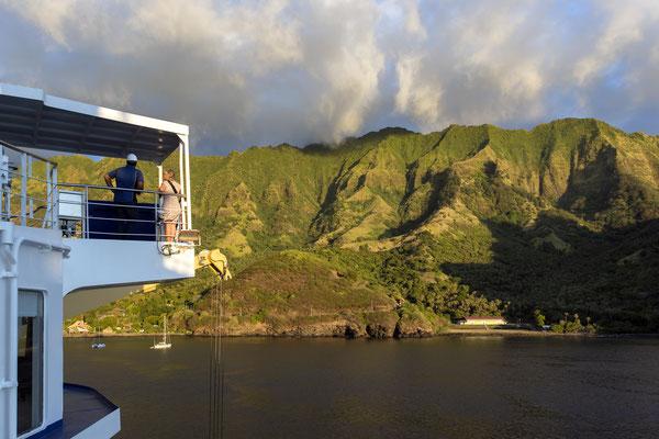 Fatu Hiva, Marquesas, Französich Polynesien