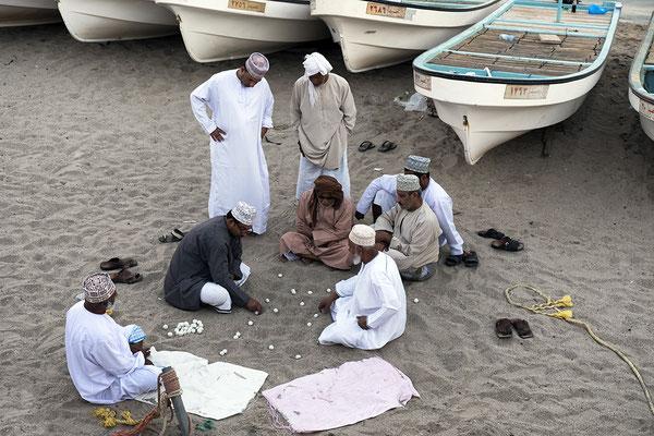 Omaner in Muskat Oman