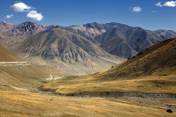 Tian Shan Gebirge Kirgisistan