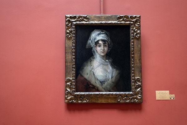 Kunstsammlung alter Maler in der Eremitage