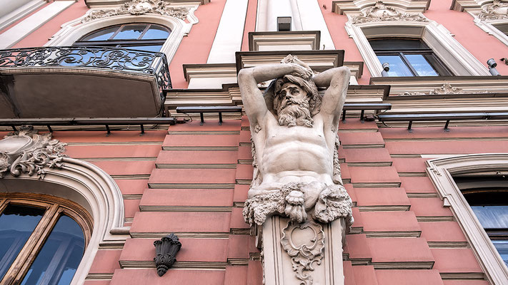 Der Belosselski-Beloserski-Palast
