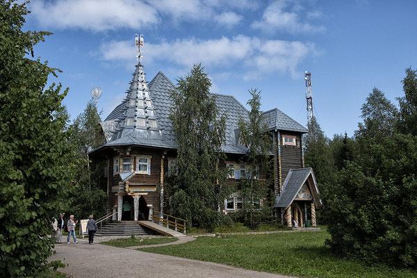 Museumsdorf Mandrogi