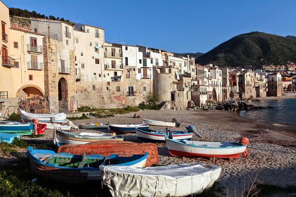 Cefalu/ Sizilien Italien