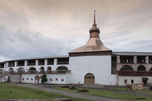 Kirillo-Beloserski-Kloster am Weißen See