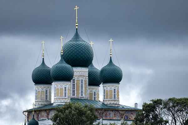Kirche an der Wolga