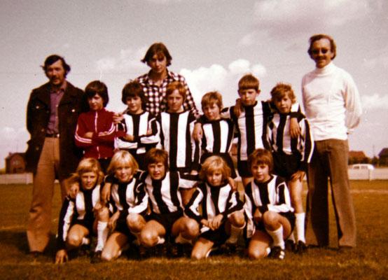 Mathy Billen begleider wvv 6-04-1974 in eisden