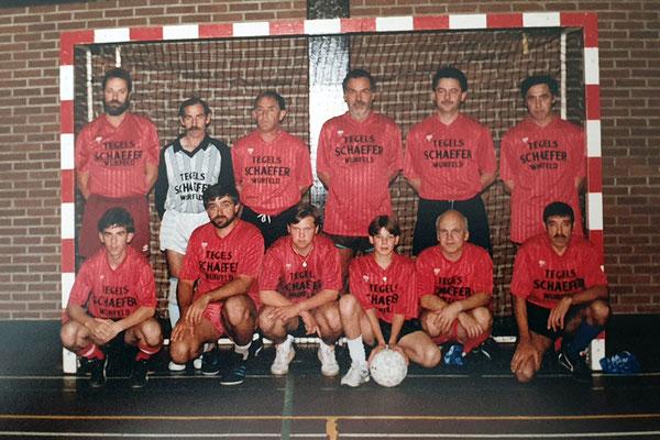 Wijkknallers minivoetbal Neeroeteren