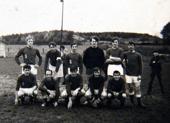 Mathy Billen cafeploeg Riekske billen 1969