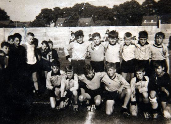 Mathy Billen 8 scholentornooi ophoven 1964 1ste pl