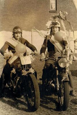 Bauduin Jef en Jaak Winters (Jaak van Kieépke)