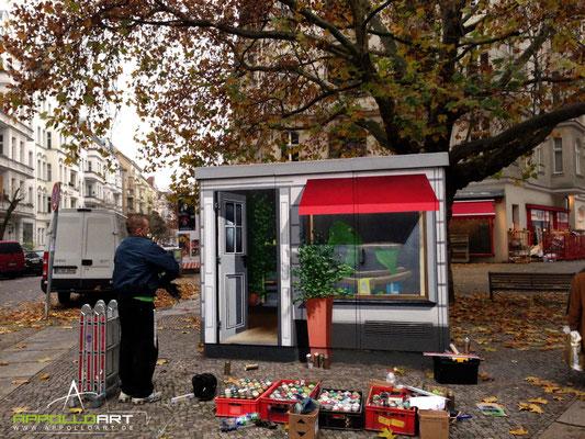 Berlin Charlottenburg Graffiti Künstler