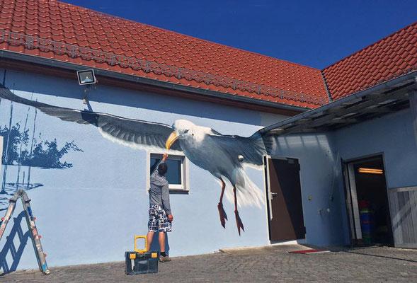 Graffiti Künstler gesucht in Angerspünde