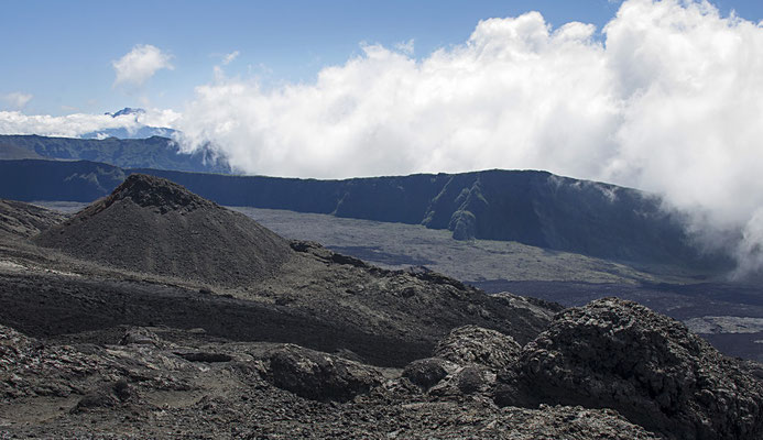 Antre Sacré - Ile de la Réunion - Avril 2016.