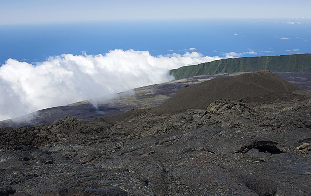Solitude immense -  Ile de la Réunion - Avril 2016.