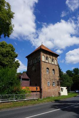 Warte - Hasenburg (Landkreis Lüneburg) - Burgen, Festungen ...