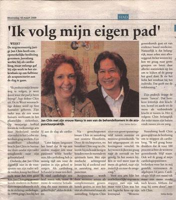 """Interview"""" Land van Weert"""""""