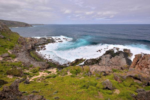 Australien, Australia, South Australia, Kangaroo Island, Landschaft, Meer, Küste, Bucht, Admiral's Arch