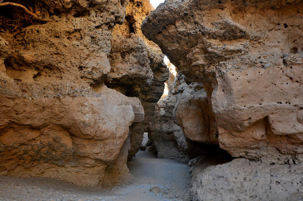 Namibia - Rundfahrt - Reise - Rundreise - Landschaft - Sesriem Canyon