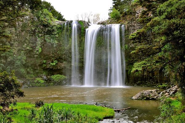 Neuseeland, Nordinsel, Wasserfall, Whangarei