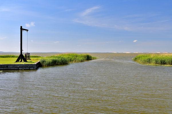 Litauen, Rundreise, Landschaft, See, Meer,  Venté