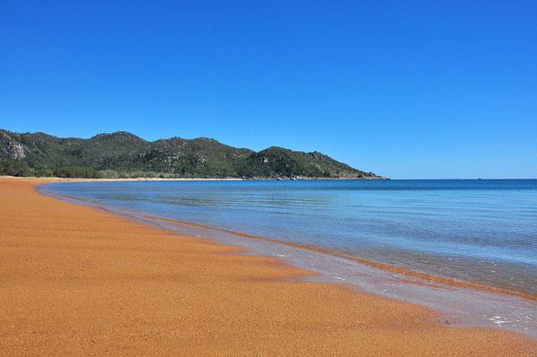 Australien, Australia, Ostaustralien, Ostküste, Queensland, Landschaft, Wasser, Meer, Sandstrand, Magnetic Island