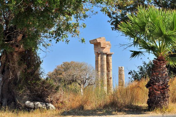 Griechenland, Rhodos,  Rahmen, Stadt Rhodos, Akropolis